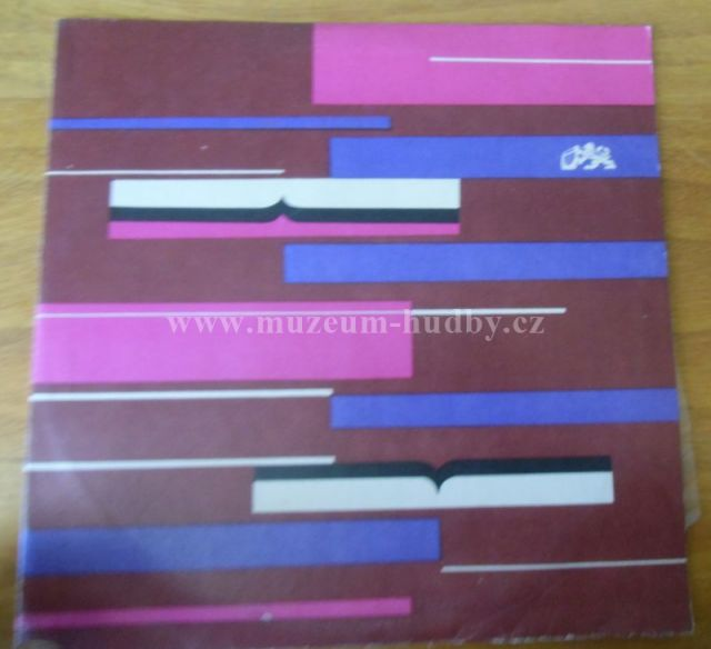 "J.V.PLEVA / KAREL HOGER /STRYCEK JEDLICKA / ATKA JANOUSKOVA: BUDULINEK - Vinyl(33"" LP)"