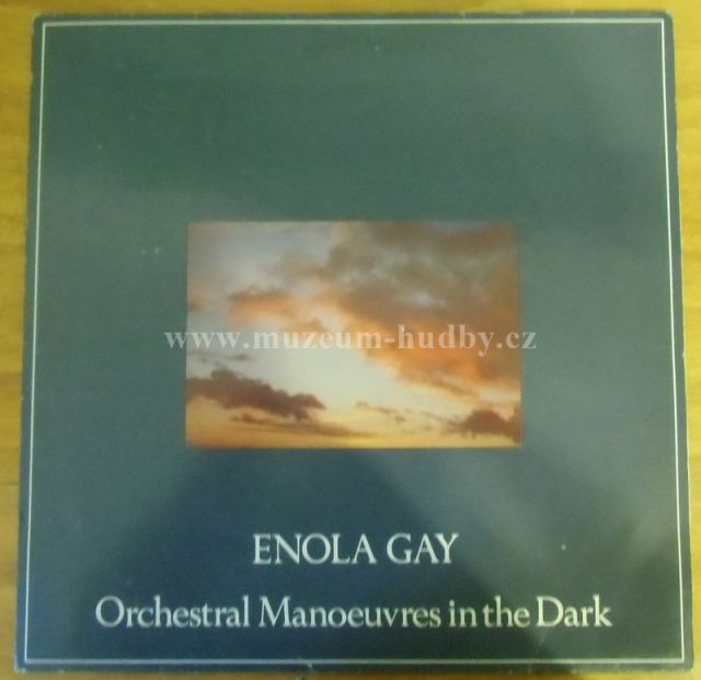 "Orchestral Manoeuvres in the Dark: Enola Gay / Annex - Vinyl(12"" Maxi)"