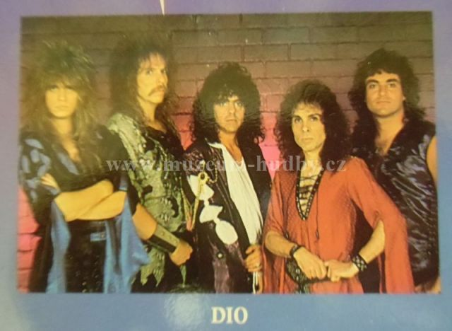 Vinnie Vincent Invasion Megadeth Scorpions Accept Judas