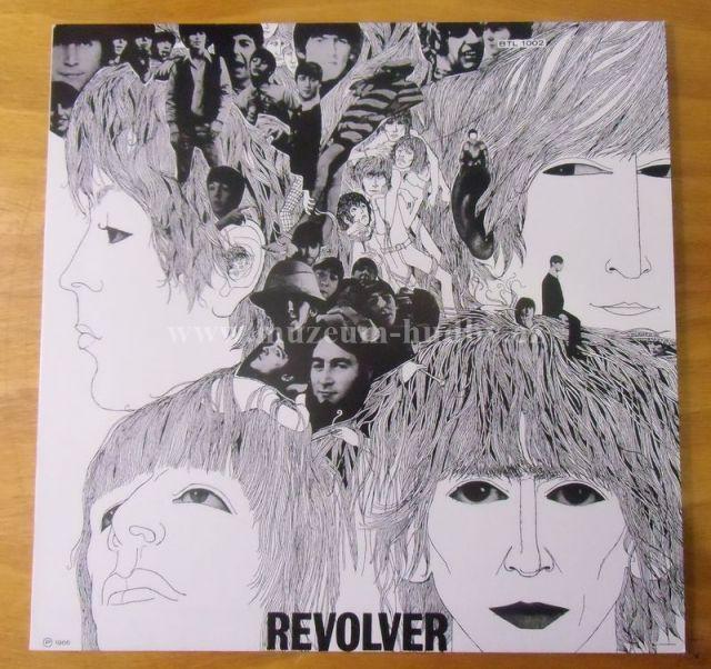 "Beatles: Revolver - Vinyl(33"" LP)"