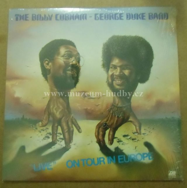 "Billy Cobham / George Duke Band: Live On Tour in Europe - Vinyl(33"" LP)"