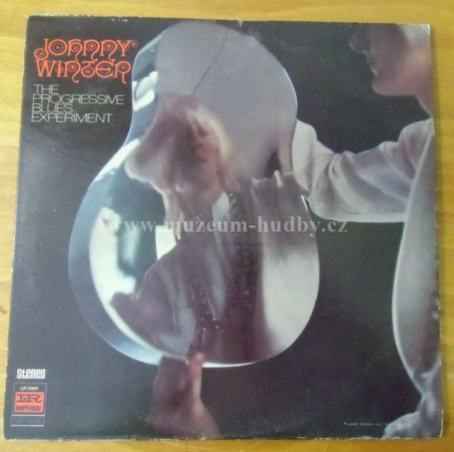"""Johnny Winter: The Progressive Blues Experiment - Vinyl(33"""" LP)"""