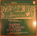 Johann Sebastian Bach -  Academy Of St. Martin-in-the-Fields, The,  Neville Marriner