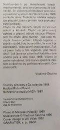 Jan Werich / Vladimir Škutina / Michal David-Co tomu říkáte, pane Werich?