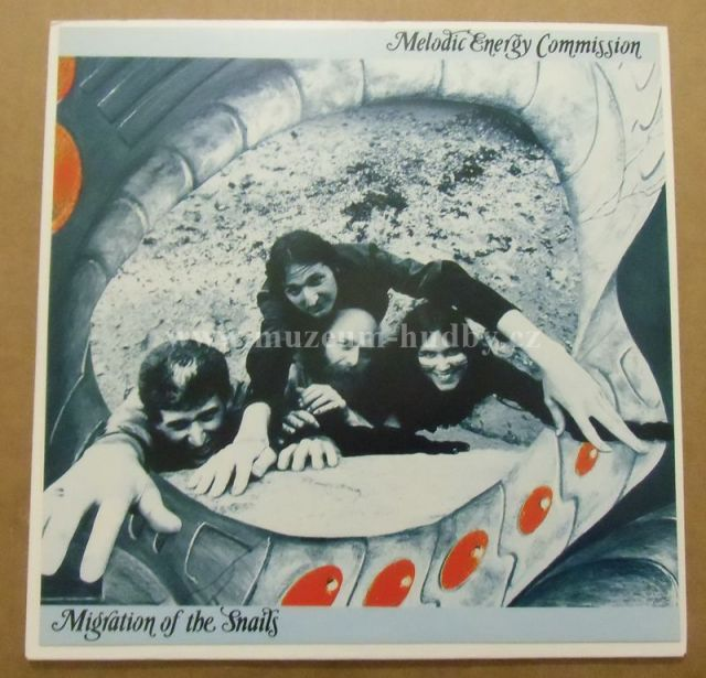 """Melodic Energy Commission [Hawkwind]: Migration Of The Snails - Vinyl(33"""" LP)"""