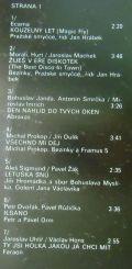Pražské Smyčce / Bezinky / Abraxas / Michal Prokop A Framus 5 ...-Disco Klub