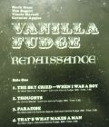 Vanilla Fudge-Renaissance