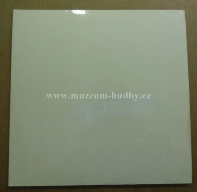 """Beatles: White Album - Vinyl(33"""" LP)"""