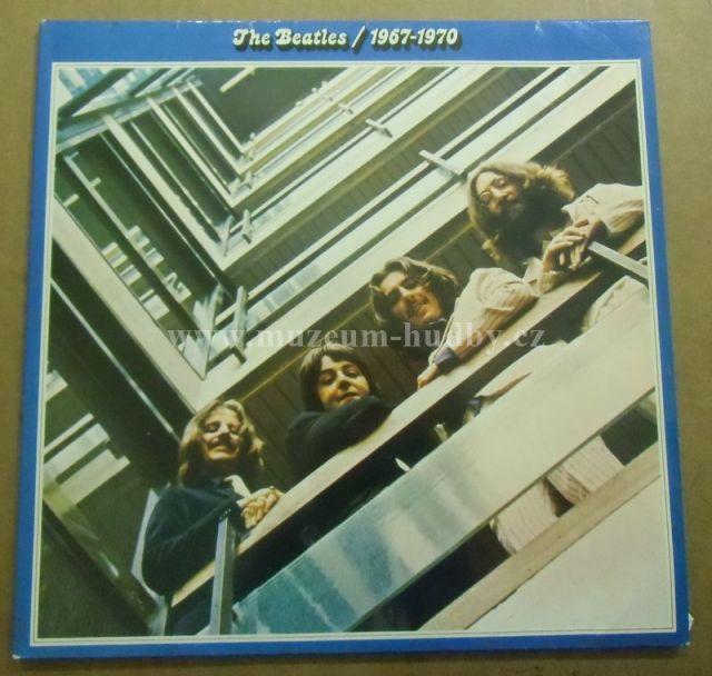"Beatles: 1967 - 1970 - Vinyl(33"" LP)"