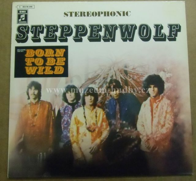 """Steppenwolf: Steppenwolf - Vinyl(33"""" LP)"""