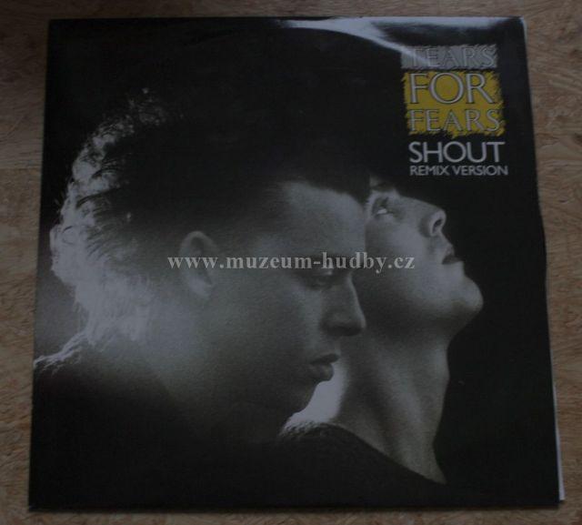 """Tears for Fears: Shout (remix version) - Vinyl(12"""" Maxi)"""