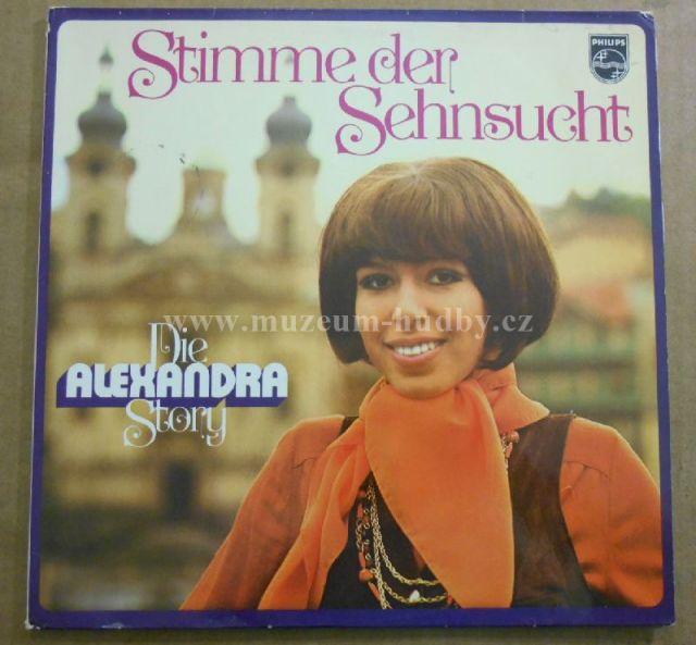 """Alexandra: Stimme Der Sehnsucht - Die Alexandra Story - Vinyl(33"""" LP)"""
