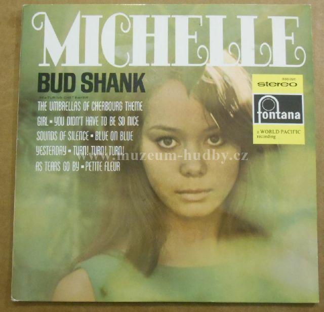 "Bud Shank [Beatles]: Michelle - Vinyl(33"" LP)"