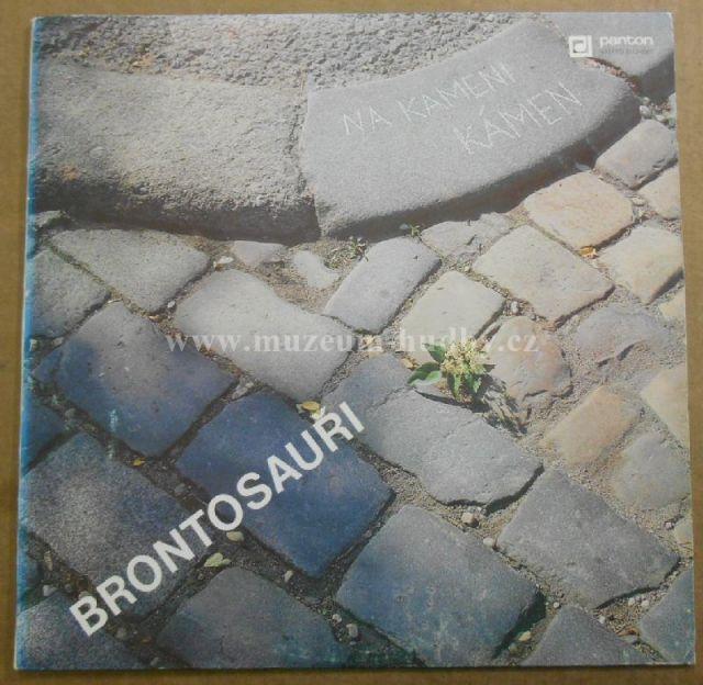 """Brontosauři: Na kameni kámen - Vinyl(33"""" LP)"""