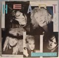 Heart-There's The Girl / Bad Animals