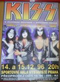 Kiss-Kiss Plakat / Poster