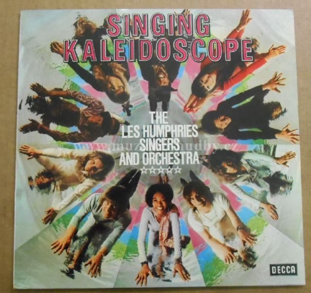 """Les Humphries Singers And Orchestra: Singing Kaleidoscope - Vinyl(33"""" LP)"""