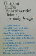Ústřední Hudba Československé Lidové Armády-Ceske Pochody