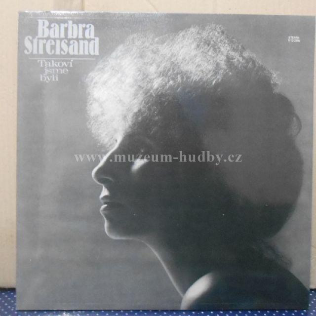 "Barbra Streisand: Takoví Jsme Byli - Vinyl(33"" LP)"