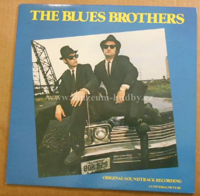 "Blues Brothers: The Blues Brothers (Original Soundtrack Recording) - Vinyl(33"" LP)"