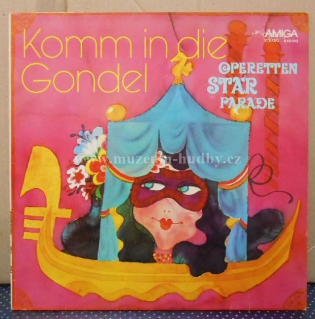 """Operetten: Starparade 1 - Vinyl(33"""" LP)"""