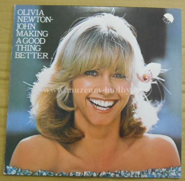 "Olivia Newton-John: Making A Good Thing Better - Vinyl(33"" LP)"