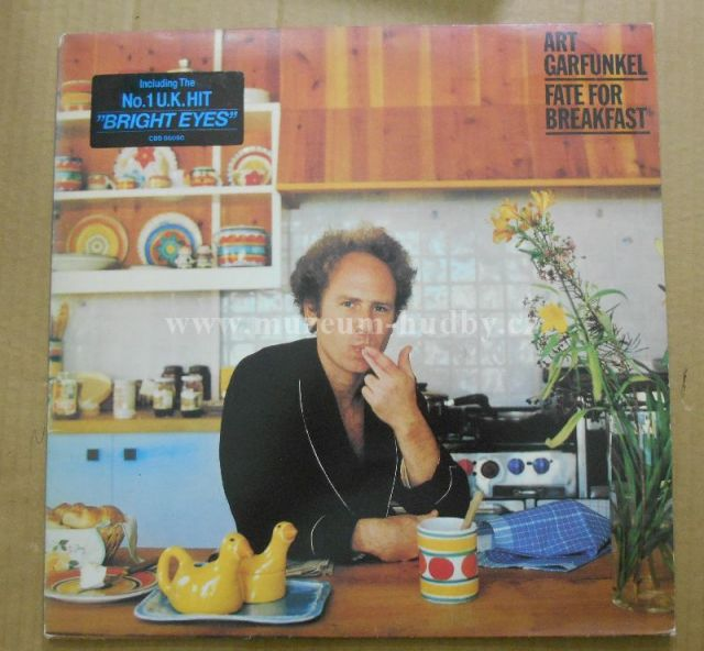 "Art Garfunkel: Fate For Breakfast - Vinyl(33"" LP)"