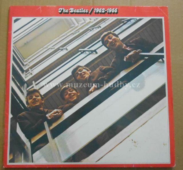 "Beatles: 1962-1966 - Vinyl(33"" LP)"