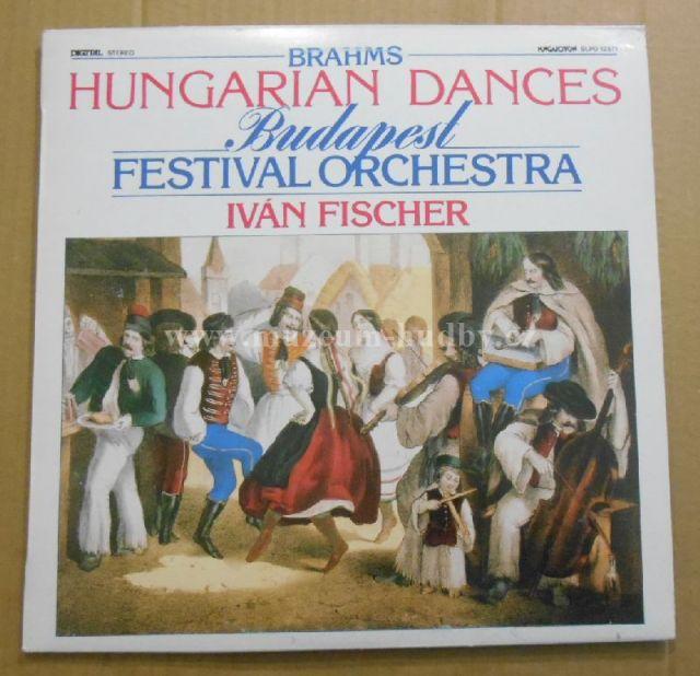 """Brahms / Budapest Festival Orchestra / Iván Fischer: Hungarian Dances - Vinyl(33"""" LP)"""