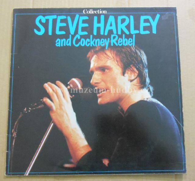 "Cockney Rebel: Steve Harley And Cockney Rebel - Vinyl(33"" LP)"