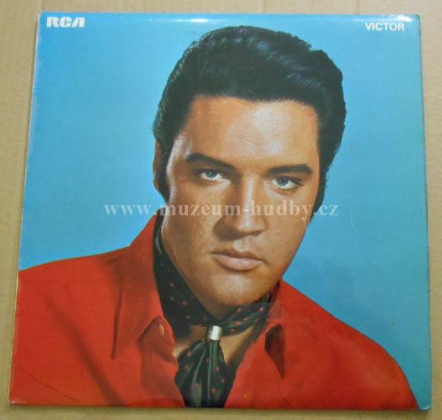 "Elvis Presley: Elvis Golden Records Volume 2 - Vinyl(33"" LP)"