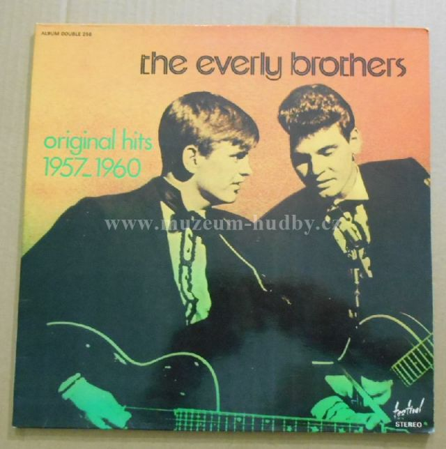 "Everly Brothers: Original Hits 1957-1960 - Vinyl(33"" LP)"