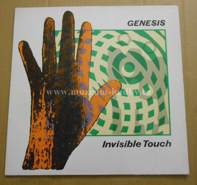 "Genesis: Invisible Touch - Vinyl(33"" LP)"