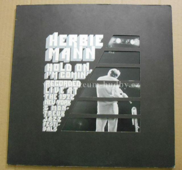 "Herbie Mann: Hold On, I'm Comin - Vinyl(33"" LP)"