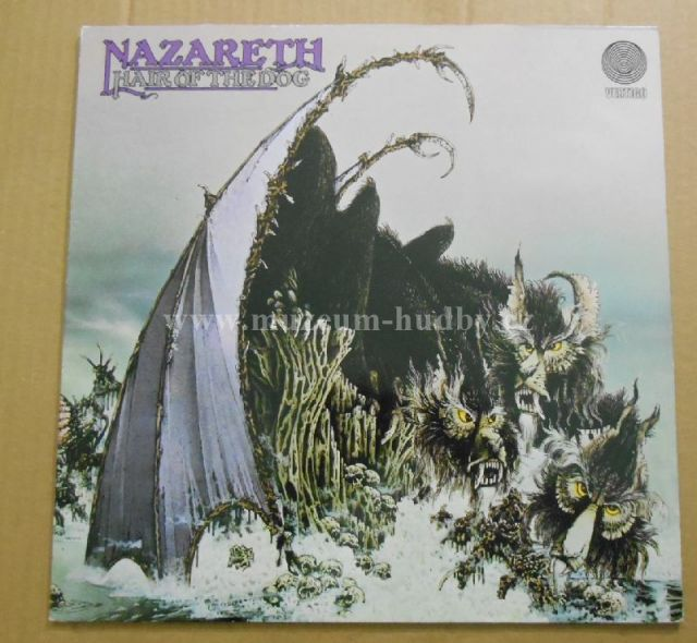 Nazareth Hair Of The Dog Online Vinyl Shop Gramofonov 233