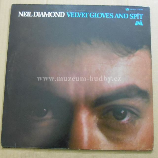 "Neil Diamond: Velvet Gloves And Spit - Vinyl(33"" LP)"