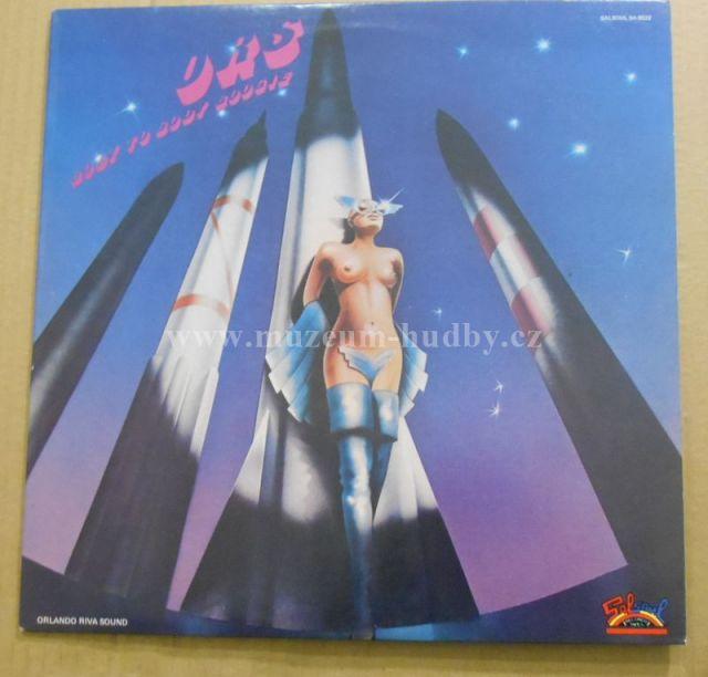 "ORS (Orlando Riva Sound): Body To Body Boogie - Vinyl(33"" LP)"