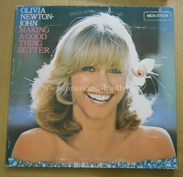 "Olivia Newton-John: Making A Good Thing Better - Vinyl(33"" LP)"