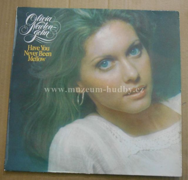 "Olivia Newton-John: Have You Never Been Mellow - Vinyl(33"" LP)"