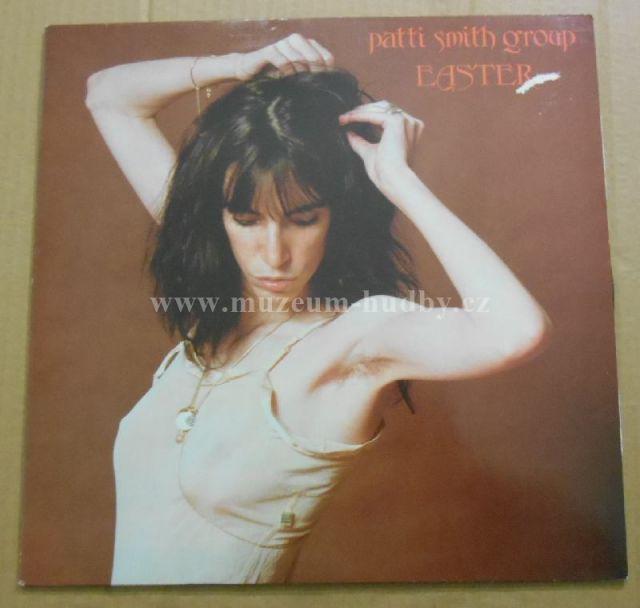 "Patti Smith Group: Easter - Vinyl(33"" LP)"