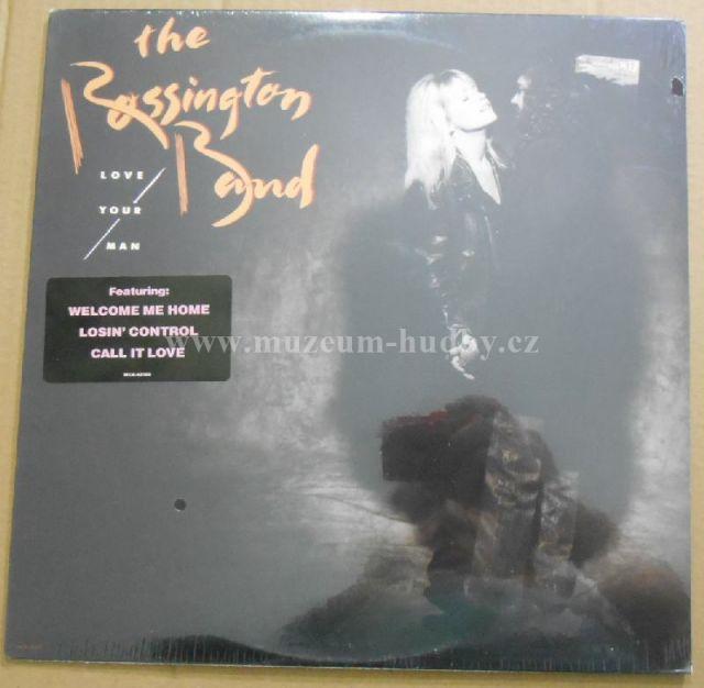 """Rossington Band: Love Your Man - Vinyl(33"""" LP)"""