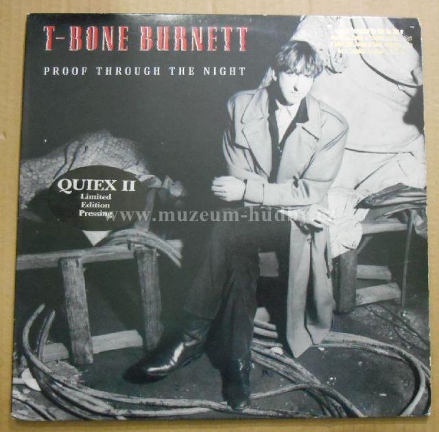 "T-Bone Burnett: Proof Through The Night - Vinyl(33"" LP)"