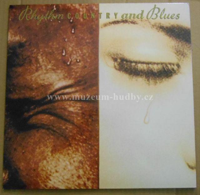 "Vince Gill & Gladys Knight / Al Green & Lyle Lovett / Aaron Neville & Trisha Yearwood: Rhythm Country And Blues - Vinyl(33"" LP)"