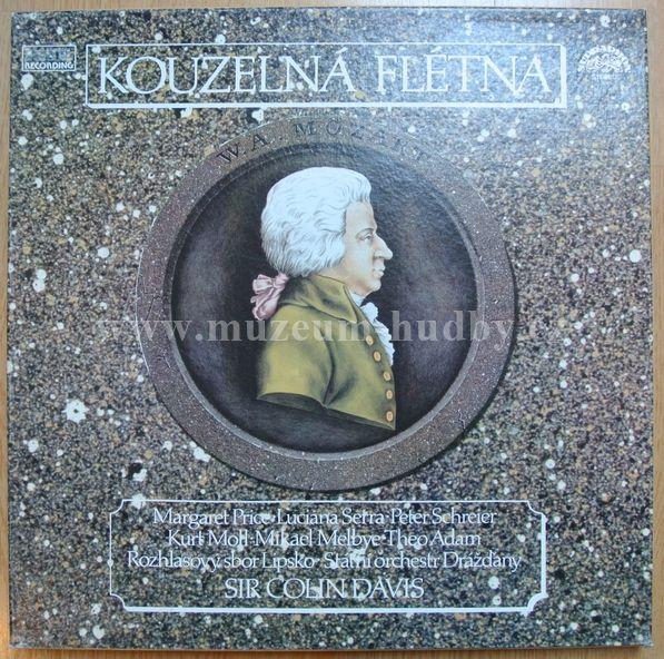 """W. A. Mozart: Kouzelná Flétna - Vinyl(33"""" LP)"""