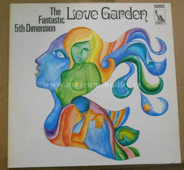 """5th Dimension: Love Garden - Vinyl(33"""" LP)"""