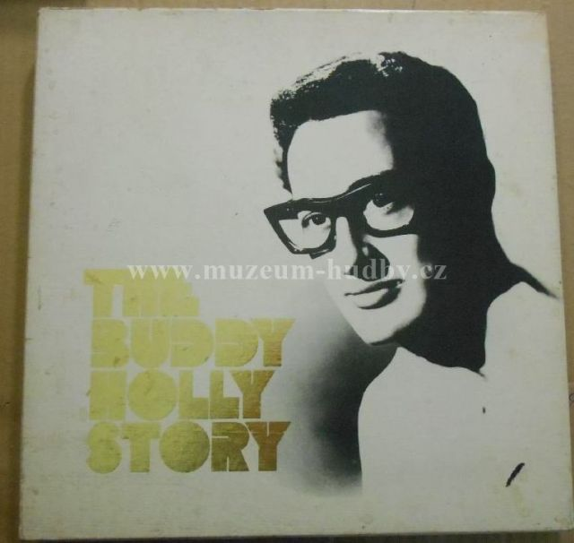 "Buddy Holly: The Buddy Holly Story - Vinyl(33"" LP)"
