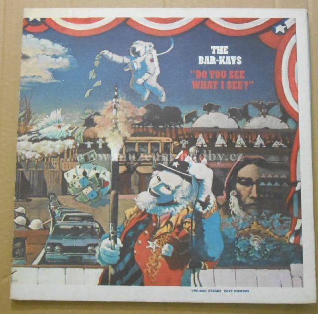 """Bar-Kays: Do You See What I See? - Vinyl(33"""" LP)"""