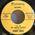 Danny Ross-I'll Be All Smiles Tonite / St. Louis Blues