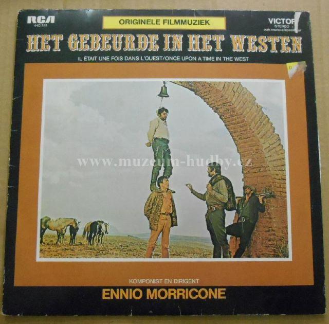 Ennio Morricone - Bande Originale Du Film