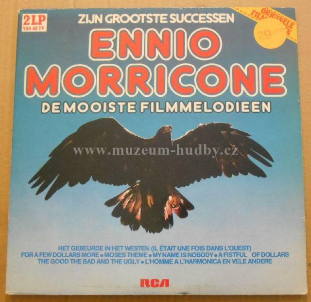 """Ennio Morricone: Zijn Grootste Successen - Vinyl(33"""" LP)"""